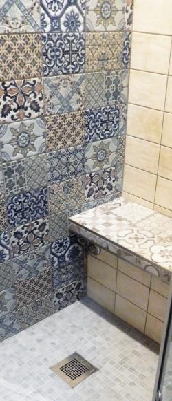 Création d'une salle de bain avec Hammam, BOULOGNE BILLANCOURT (92)