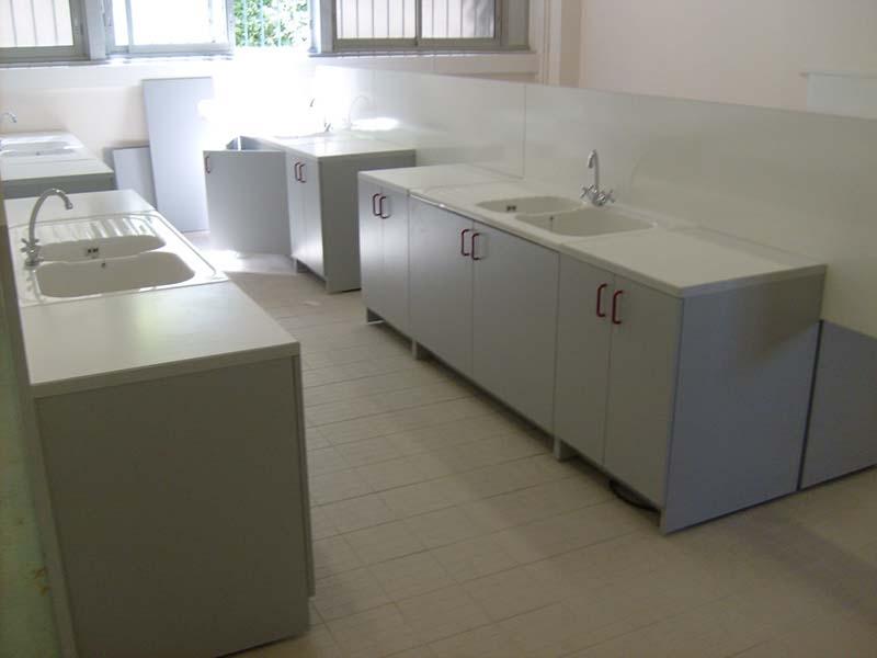 Création d'une salle pédagogique du Lycée Evariste Gallois.