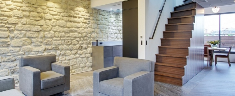 Rénovation Appartement Duplex 105m2 PARIS XVI