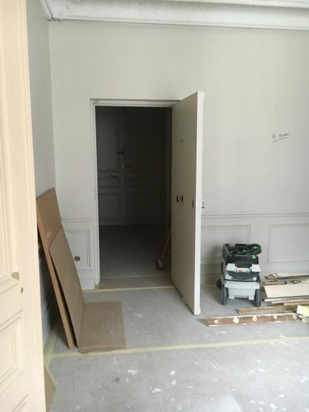 Salon (vue sur Entrée) : Avant
